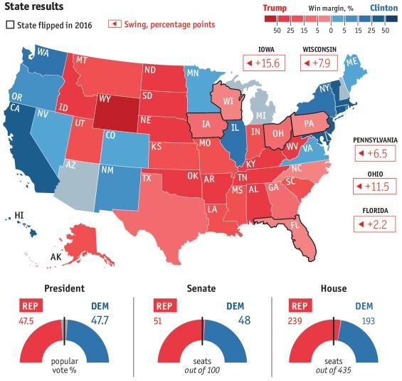 antal stater i usa 2015