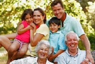 familien i det senmoderne samfund